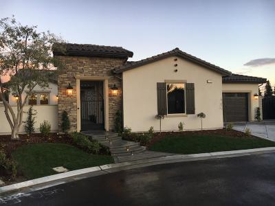 Fresno Single Family Home For Sale: 11846 N Ridgeway