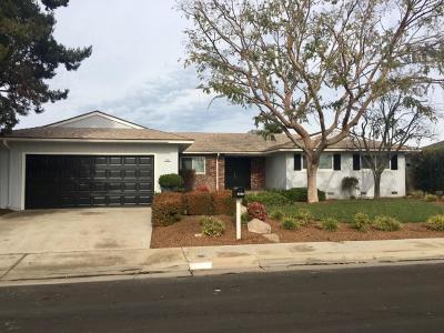 Clovis Single Family Home For Sale: 1621 Dovewood Avenue