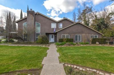 Single Family Home For Sale: 6625 N Forkner Avenue