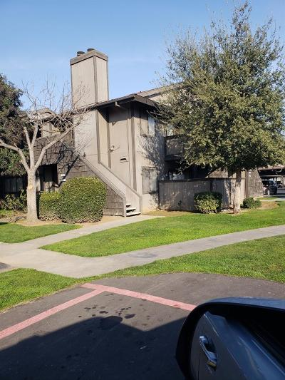 Fresno Condo/Townhouse For Sale: 1151 S Chestnet Avenue #278