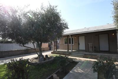 Fresno Multi Family Home For Sale: 1724 S 5th Street
