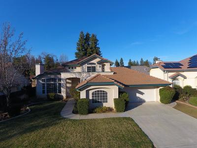Clovis Single Family Home For Sale: 2539 Dovewood Avenue
