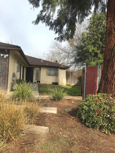 Clovis, Fresno, Sanger Multi Family Home For Sale: 3128 W Austin Way #1-2