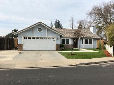Clovis Single Family Home For Sale: 146 Filbert Avenue