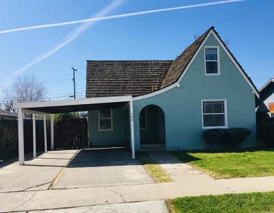 Coalinga Single Family Home For Sale: 184 Hoover Street