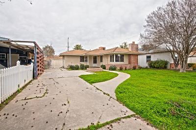 Fresno Single Family Home For Sale: 3035 E Brown Avenue