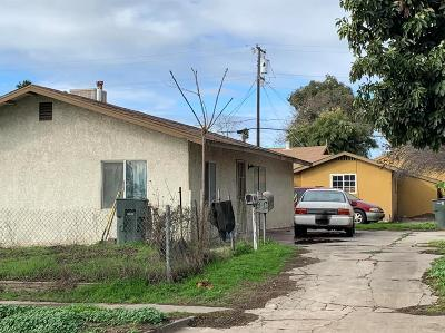 Clovis, Fresno, Sanger Multi Family Home For Sale: 2680 S Cedar Avenue