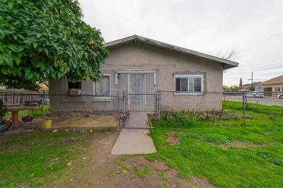 Madera Single Family Home For Sale: 830 Sonora Street
