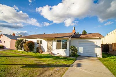 Clovis Single Family Home For Sale: 505 Shaw Avenue
