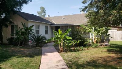 Fresno Single Family Home For Sale: 4895 E Tyler Avenue