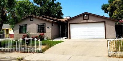 Sanger Single Family Home For Sale: 315 West Avenue