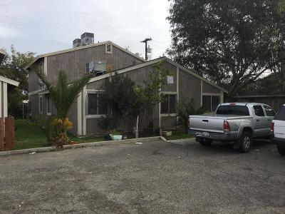 Clovis, Fresno, Sanger Multi Family Home For Sale: 1614 B Street