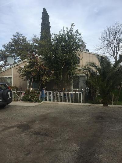 Clovis, Fresno, Sanger Multi Family Home For Sale: 1120 San Joaquin Street