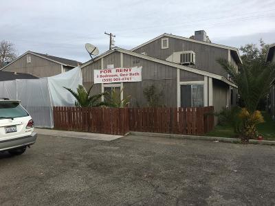 Clovis, Fresno, Sanger Multi Family Home For Sale: 1620 B Street