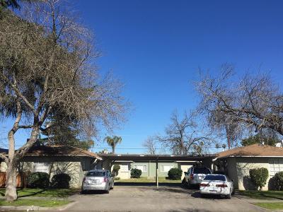 Clovis, Fresno, Sanger Multi Family Home For Sale: 1331 E Harvard Avenue