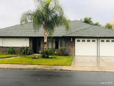 Sanger Single Family Home For Sale: 2127 Sequoia