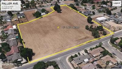 Residential Lots & Land For Sale: Faller Avenue