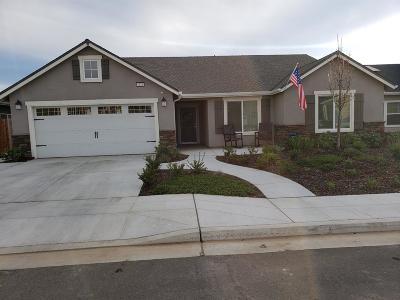 Clovis Single Family Home For Sale: 4128 Rall Avenue
