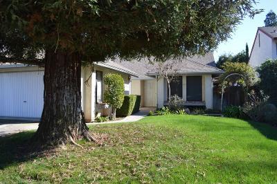 Fresno CA Single Family Home For Sale: $275,000