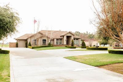 Sanger Single Family Home For Sale: 3630 Judd Avenue