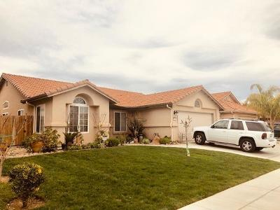Madera Single Family Home For Sale: 1383 Alexis Way