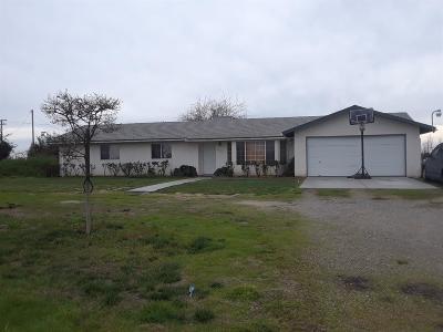 Fresno Single Family Home For Sale: 1053 W Dinuba Avenue