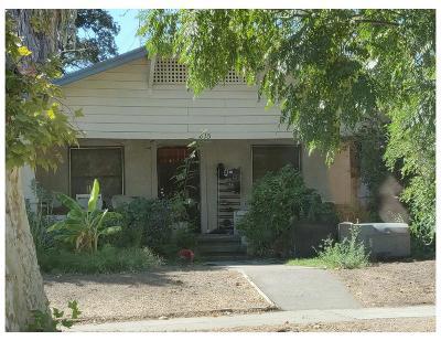 Fresno Single Family Home For Sale: 815 N Wilson Avenue