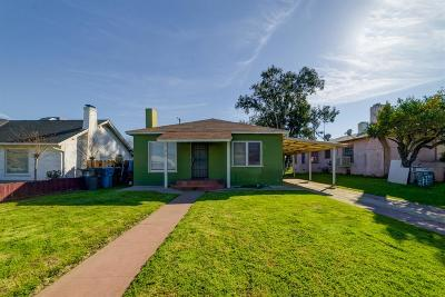 Madera Single Family Home For Sale: 918 Riverside Drive