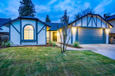 Clovis Single Family Home For Sale: 945 Palo Alto Avenue