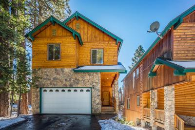 Shaver Lake Condo/Townhouse For Sale: 40858 Village Pass Lane