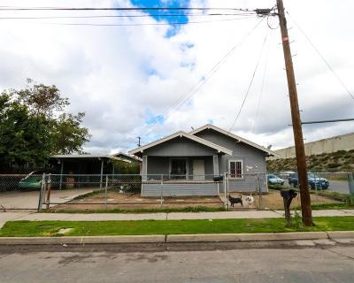 Fresno Multi Family Home For Sale: 737 N 4th Street