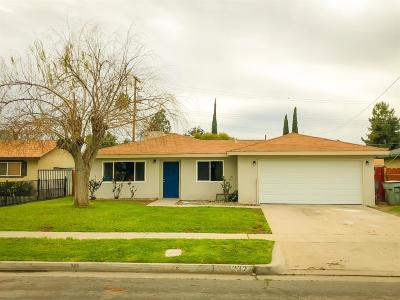 Fresno Single Family Home For Sale: 3327 N Fordham Avenue