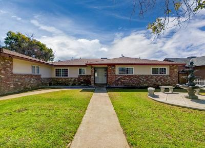 Madera Single Family Home For Sale: 2808 Summer Lane