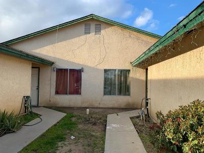 Mendota Multi Family Home For Sale: 645 Lozano Street