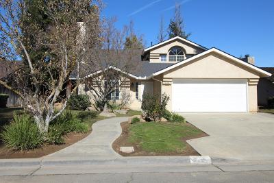 Fresno Single Family Home For Sale: 1878 E Deyoung Drive