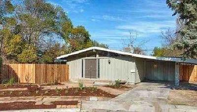 Fresno Single Family Home For Sale: 3991 N Drexel Avenue