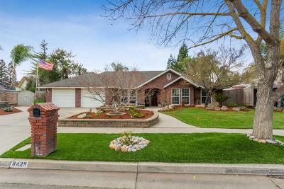 Fresno Single Family Home For Sale: 8429 N 1st Street