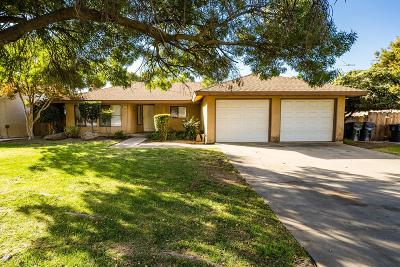 Madera Single Family Home For Sale: 2420 Sunset Avenue