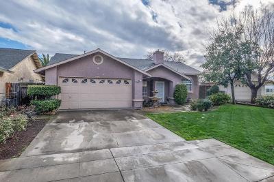 Fresno CA Single Family Home For Sale: $209,900