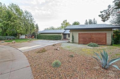 Fresno Single Family Home For Sale: 6760 N Haslam Avenue