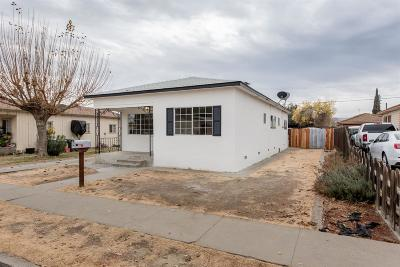 Coalinga Single Family Home For Sale: 119 Jackson Street