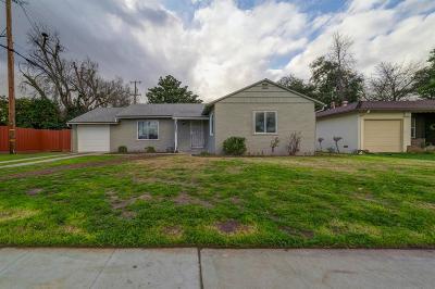 Fresno CA Single Family Home For Sale: $249,900