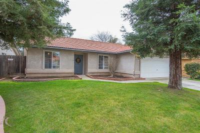 Fresno CA Single Family Home For Sale: $219,900