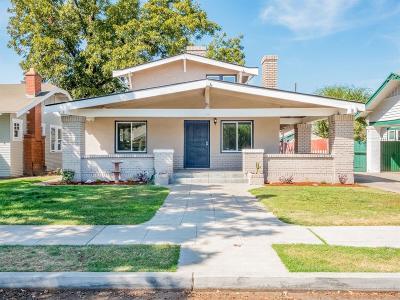 Fresno Single Family Home For Sale: 1041 N Harrison Avenue