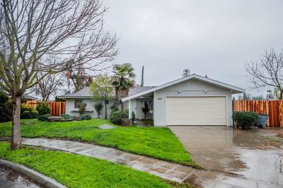 Fresno Single Family Home For Sale: 6043 N Knoll Avenue