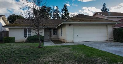 Madera Single Family Home For Sale: 2386 Grapewood Ct