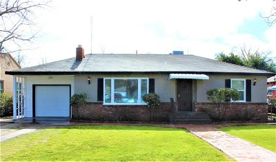 Fresno CA Single Family Home For Sale: $184,900