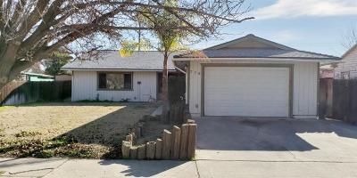Coalinga Single Family Home For Sale: 710 E Polk Street