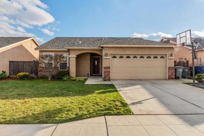 Fresno Single Family Home For Sale: 5345 W Norwich Avenue