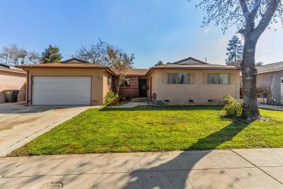 Clovis Single Family Home For Sale: 1645 Fowler Avenue
